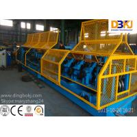 Wholesale Vacationlands K Span Roll Forming Machine With 20Mpa Hydraulic Pressure from china suppliers
