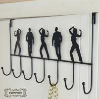 Wholesale design iron clothes hook metal rack from china suppliers
