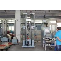 Wholesale Free Fall Pneumatic Shock Machine For Components With 30,000 g Half-sine Pulses from china suppliers