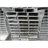 Wholesale SS400 Galvanized Steel C Channel , Hot Rolled Mild C Channel Steel Beam  from china suppliers