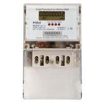 Quality Household single phase electronic energy meter waterproof and tamper proof for sale