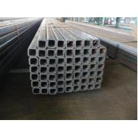 Buy cheap S355 Structural Square Steel Pipe Hot Rolled For Building Bridge Roof from wholesalers