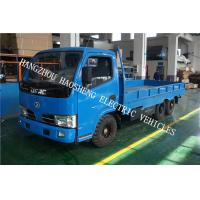 Wholesale Green Technology Heavy Duty Electric Truck 10 Tons For Material Transport from china suppliers