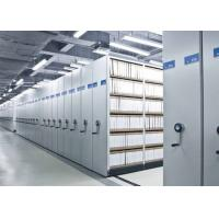 Wholesale Spacesaver Library high density Mobile File Shelving Racking System from china suppliers
