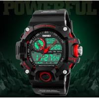 Wholesale Skmei SKMEI Green Camouflage S SHOCK 50m Waterproof Military Wrist Watch ABS Resin S/S CAMO 1029 from china suppliers