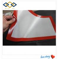 Red 300*200 fiberglass baking mat