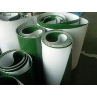 Wholesale Green Color PVC Conveyor Belt  For Electronics Transmission High Tensile Strength from china suppliers