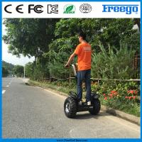 Wholesale Adult Personal Transporter Scooter with pedals 72/11A lithium battery brushless DC motor from china suppliers