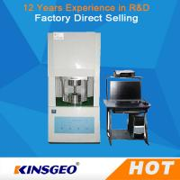 Wholesale No Rotor Rheometer Rubber Testing Machine For Rubber Abrasion Test from china suppliers