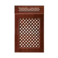 Wholesale Kitchen Bathroom Cabinet Doors Wooden Ventilated With Customized Surface from china suppliers
