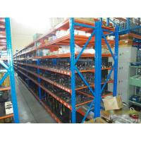 Wholesale Warehouse Heavy Duty Selective Pallet Racking System Customized Height from china suppliers