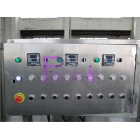 Wholesale Electric Sterilizer Bottle Packing Machine System , Engineering Plastic Belt Recycling Tank System from china suppliers