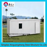 Wholesale Low price prefab container house from china suppliers