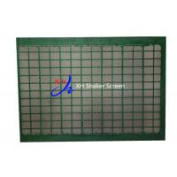 Wholesale Brandt VSM 100 Shale Shaker Screen Mud Cleaner Stainless Steel 910*650mm from china suppliers