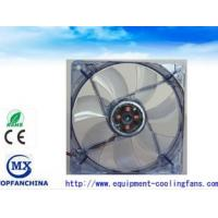Wholesale Transparent Blue Computer Case Cooling Fans , 12V Laptop Cooling Fan from china suppliers