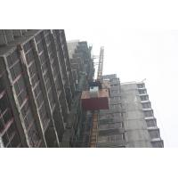Wholesale SC200/200 4 Ton Hot Dip Galvanized Twin Cage Building Site Hoist, Construction Elevator from china suppliers
