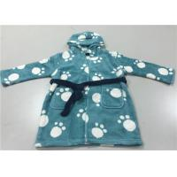Wholesale Lovely Warm Cotten Siamese Winter Night Wear For Boys Children Long Sleeved from china suppliers