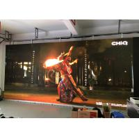 Buy cheap Small Pixel Pitch Front Service Led Display Rgb Die Casting Aluminum Cabinet from wholesalers
