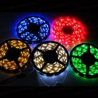 Wholesale Digital RGB 120° Flexible LED Strip Lights DC 12V With 5050 SMD, 60pcs / m CE Certified from china suppliers