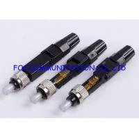 Wholesale FC Field Installable Fast Connector For FTTH Cable / Indoor Patch Cable from china suppliers