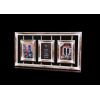 Wholesale Natural Personalized Handcrafted Wooden Picture Frames With Sawtooth Hooks , CHR Series from china suppliers