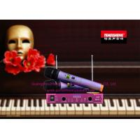Wholesale Quad Top Rated Wireless Microphone Uhf Wireless Microphone Sets from china suppliers
