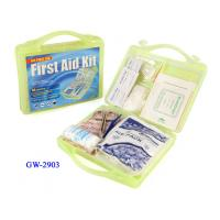 Wholesale Multifunctional Plastic First aid kit box for medicine , first aid equipment from china suppliers