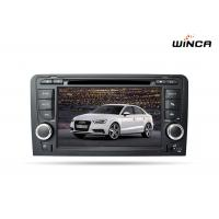 Wholesale Audi A3 Wnice 8 Core Double Din Dvd Player Built in 4G GPS Navigation from china suppliers