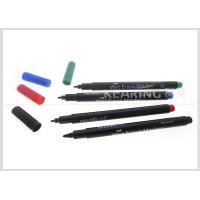 Wholesale Environmental Friendly Fiber Tip Wet Erase Marker For PCB Plastic Board from china suppliers