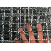 Wholesale Stainless Steel 304 And 316 Crimped Woven Wire Mesh Filtering Type Long Life from china suppliers