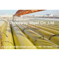 Quality PE coating spiral welded steel pipe and tube for sale