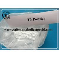 Wholesale T3 Na Fat Loss Hormones White powder Liothyronine sodium 55-06-1 Fat Loss Steroids from china suppliers