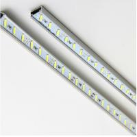 Wholesale Architectural decorative lighting SMD5630 Waterproof Rigid LED  Bar in DC12V 5000K from china suppliers