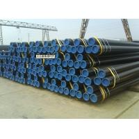 Wholesale X42 X46 X52 Seamless Steel Tube , Hot Rolled carbon steel seamless pipe from china suppliers
