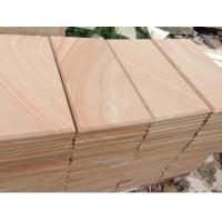 Wholesale top quality,honed wooden yellow sandstone of tiles and others from china suppliers
