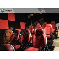 Wholesale Dynamic 6 Seats Mobile Truck 5d Cinema Equipment 5D Simulator 380V 3.75KW from china suppliers