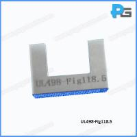 Wholesale UL498 Improper Insertion Test Blades Conform to Figure 98.1 with Third-Lab Calibration Certificate from china suppliers
