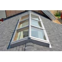 Wholesale Skylights Roof  Window Tempered Glass Panel Size Customized No Holes from china suppliers