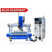 Buy cheap Hightech 1212 ATC CNC Mini Wood Cutter Machine High Z Travel For Industrial from wholesalers