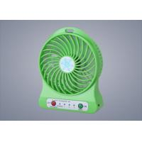 Wholesale Miniature Cooling Fans USB Desktop Fan 145X125X72 mm li-ion 18650-3.7v from china suppliers