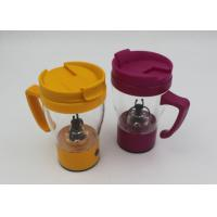 Wholesale Self Stirring Digital Plastic Coffee Cup / Self Stirring Mug , Run by 2*AAA batteries from china suppliers