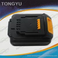 Wholesale Rechargeable Cordless Tool Batteries , 18V 3Ah Replacement Batteries For Cordless Drills from china suppliers