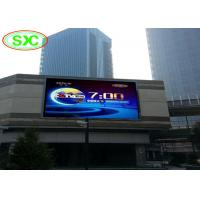Wholesale Lightweight easy-stallation p5 tv led screen installed in building gate wall from china suppliers