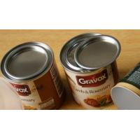 Wholesale Air - proof Food Grade Foil Lining Can Bottom for Milk Powder # 307 83 mm from china suppliers