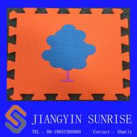 Wholesale Cartoon Soft Safe Eva Foam Play Mat / Baby Interlocking Foam Mats from china suppliers