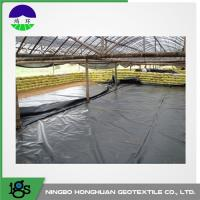 Wholesale Anticorrosion HDPE Geomembrane Liner For Secondary Containment 1.25MM from china suppliers