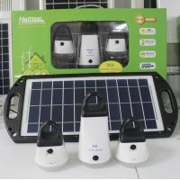 Wholesale Solar powered lighting kit for outdoor camping lanterns upgrade camping lamp from china suppliers