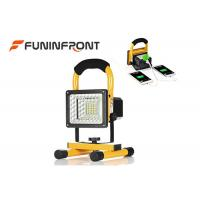 Wholesale Cordless Led Work Light Rechargeable USB ,  Outdoor Led Flood Lights Solar from china suppliers