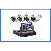 Wholesale High Resolution Wireless CCTV Camera Kits H.264 Waterproof Ip Camera from china suppliers