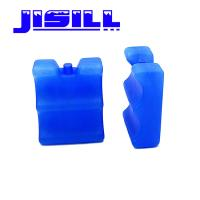 Buy cheap Thin Blue Costomized Gel Filled Ice Packs For Wine Cooler Box from wholesalers